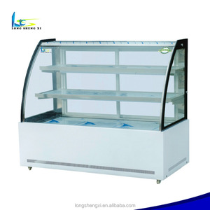 High Quality Deli Food Serve Cooler Showcase/cabinet
