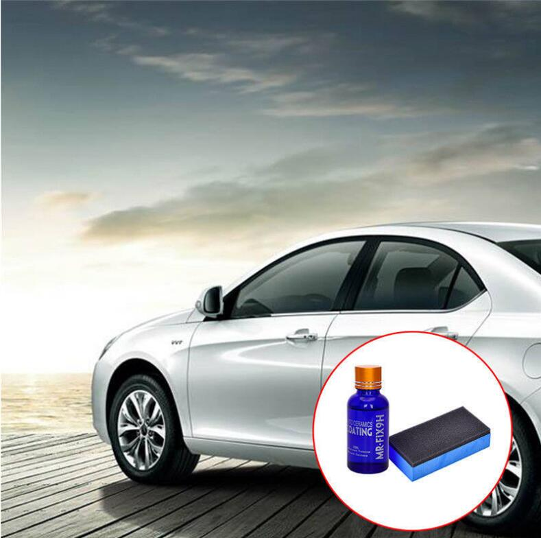 Wholesale 9h nano ceramic coating high quality anti-scratch car hydrophobic liquid 9h mr fix ceramic coating