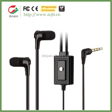 stock clearness FC03 High quality For Apple Earphones with Mic for Apple iPhone iPad iPod Earphone Air tube earphones low price