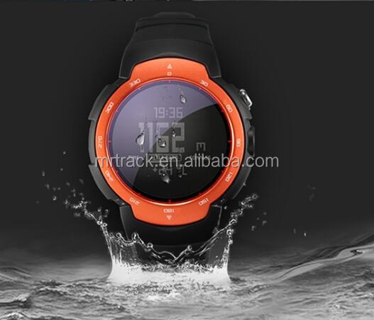 Smart Watch MTK6580 Quad Core Heart Rate Monitor Smartwatch Android 5.1 480mAh Battery Wearable Devices