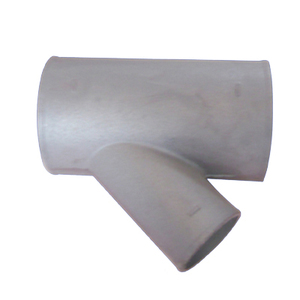y pipe fitting-di pipe fittings
