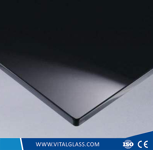 tinted black glass sheet for decoration buy black glass sheetcolored glass sheetsstained glass sheets for sale product on alibabacom - Black Glass