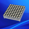 Dia. 3mm dot matrix 8x8 green led, dot matrix led display
