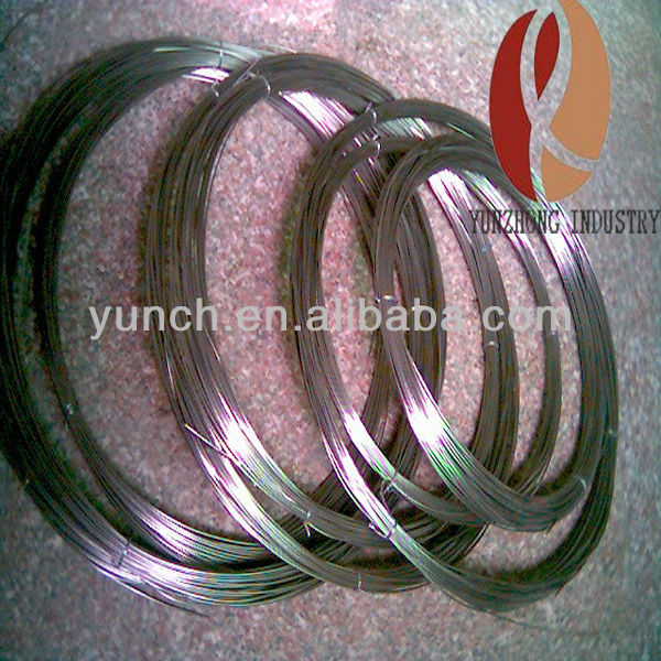 nickel titanium shape memory alloy wires