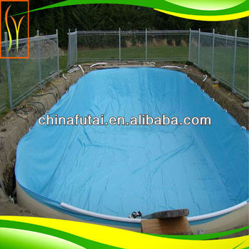 Heavy Duty Green /black Oval Swimming Pool Cover Oval Tarps ...