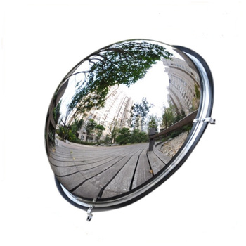 High Quality Driveway Blind Spot full mirror /dome mirror