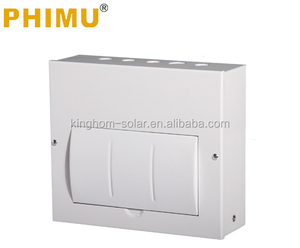Single phase Type A Distribution Boards/Metal consumer unit box