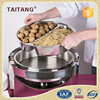 Stainless steel food warmer used kitchen equipment chaffing dishes for catering