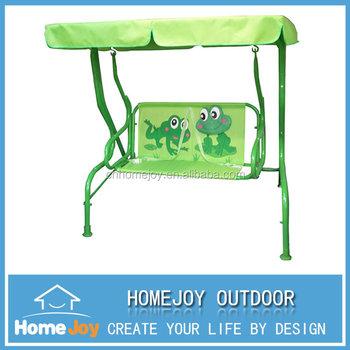 Kids Frog Swing Chair, Kids Patio Swing Chair, Kids Hanging Swing Chair