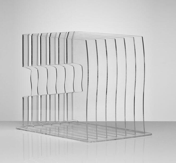 clear plastic desktop book shelf acrylic book storage rack buy rh alibaba com acrylic wall bookshelves acrylic bookshelves wholesale