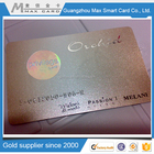 New products on china market vip credit card/vip calling card