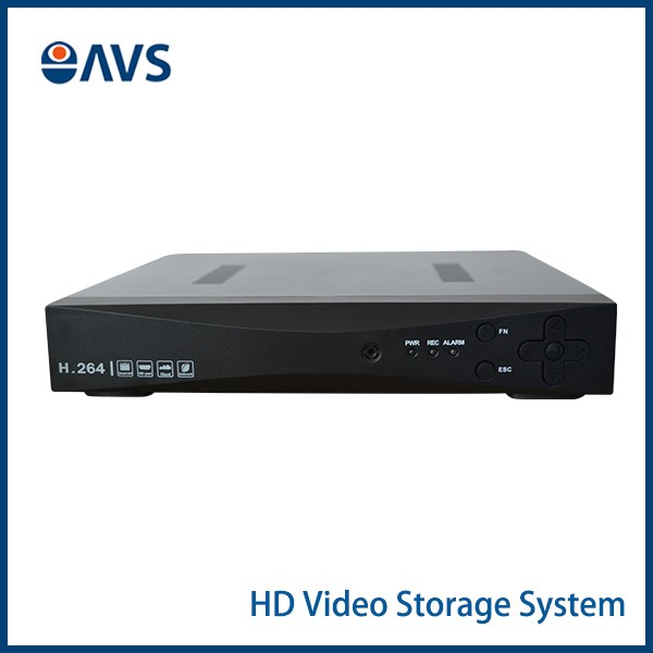 5 in 1 AHD/CVI/TVI/960H/IP <strong>DVR</strong>, 4 Channel 4.0MP Hybrid <strong>DVR</strong>