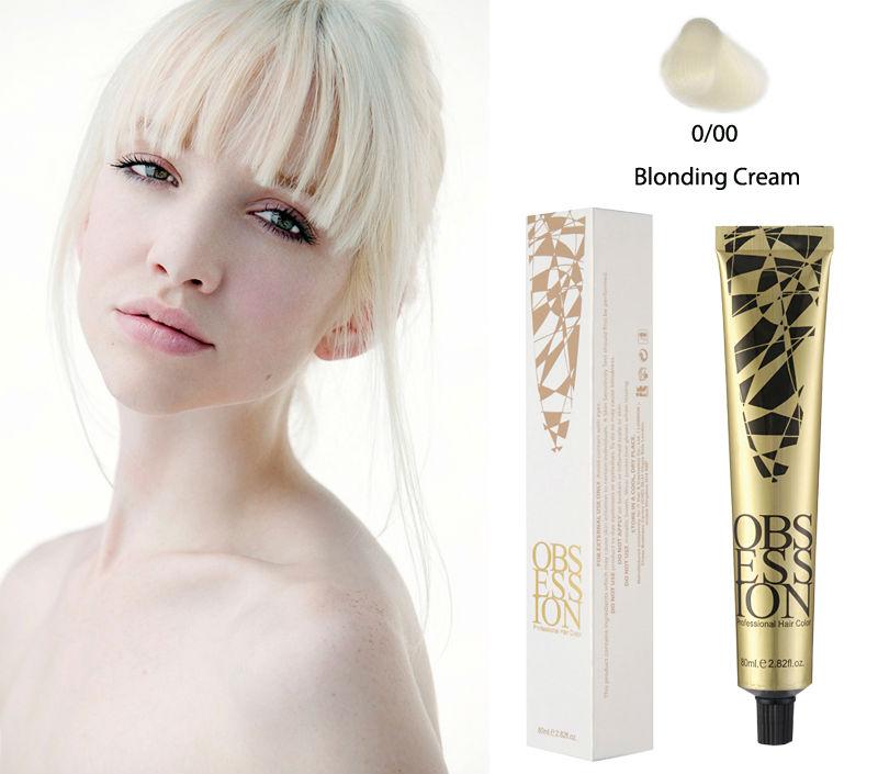 blanc cheveux dye permanent teinture pour les cheveux le produit est en anglais - Produit Coloration Cheveux