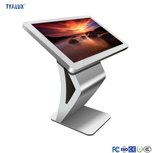 Android OS multi touchscreen 32 inch ad display lcd Kiosk