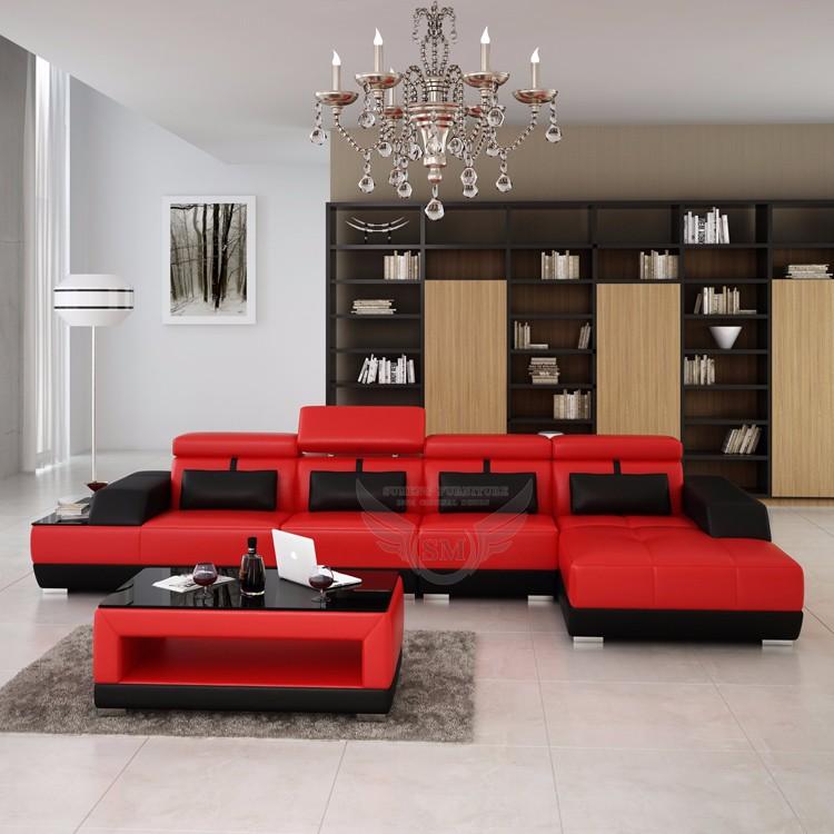 SUMENG 2016 Wholesale Royal Furniture Leather Cheap Sofa Sets