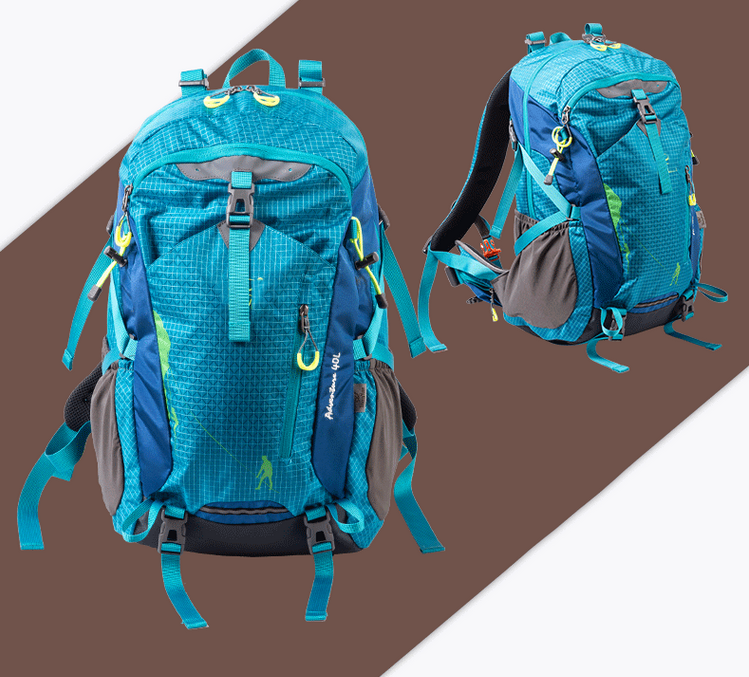 Promotional Waterproof Multi-use School Hiking Backpack for Sale