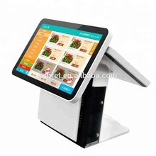 Touch screen fiscal android pos terminal all in one retail pos system