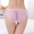 good quality 7007 Transparent Lace Sweet Low Waist Panties Sexy Underwear for Women