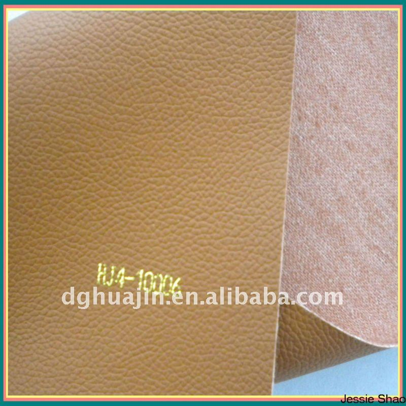 Sep fair grey dye PU fashion leather