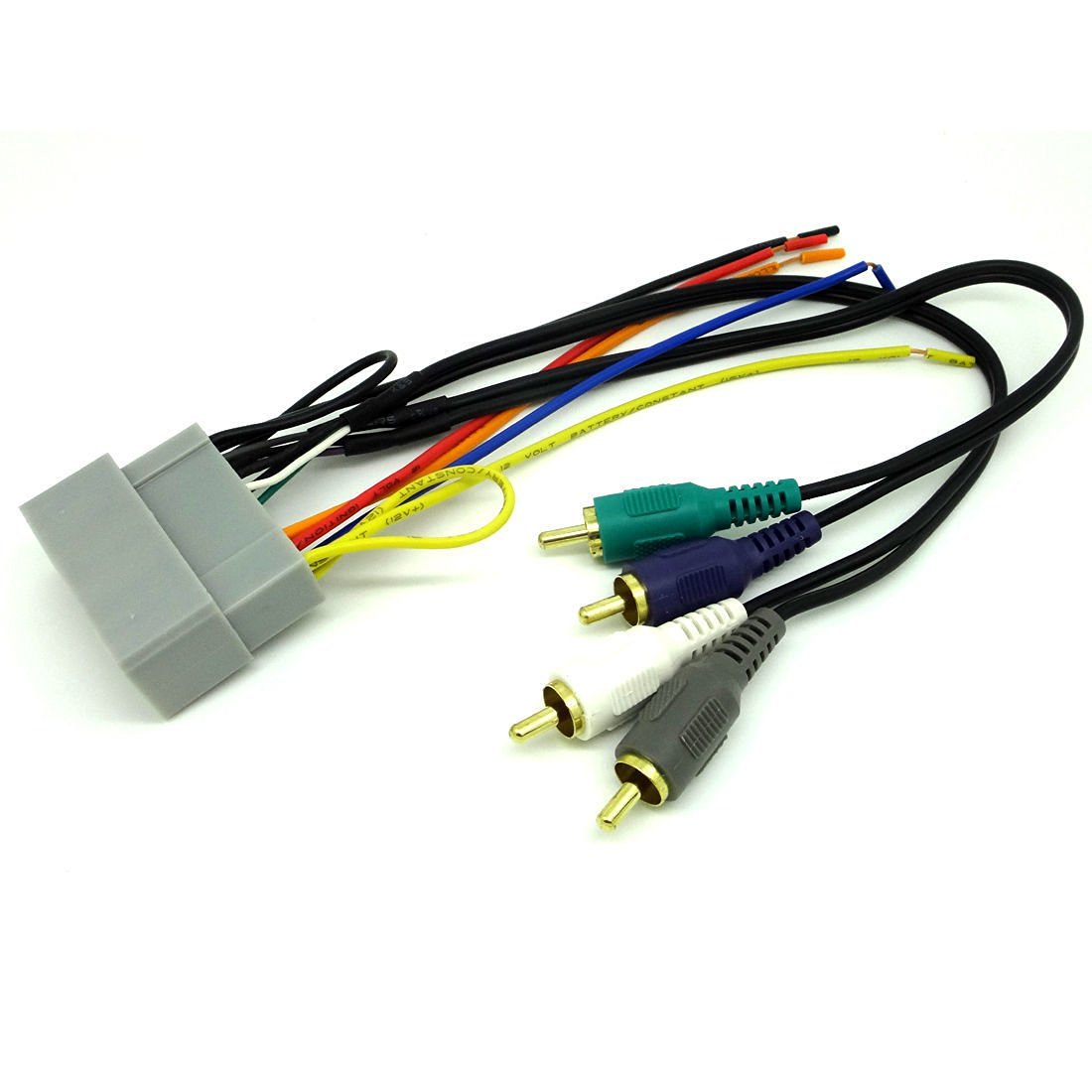 Buy Conpus Dodge Jeep Car Stereo Cd Player Wiring Harness Wire Aftermarket Radio Install 2003 2006