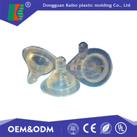 Custom injection mold silicone rubber for baby products with top price