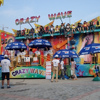 Carnival Rides Mini Miami Crazy Waves With New Products In Amusement Park  Rides For Sale - Buy Crazy Waves Rides,Carnival Rides Mini Miami Crazy