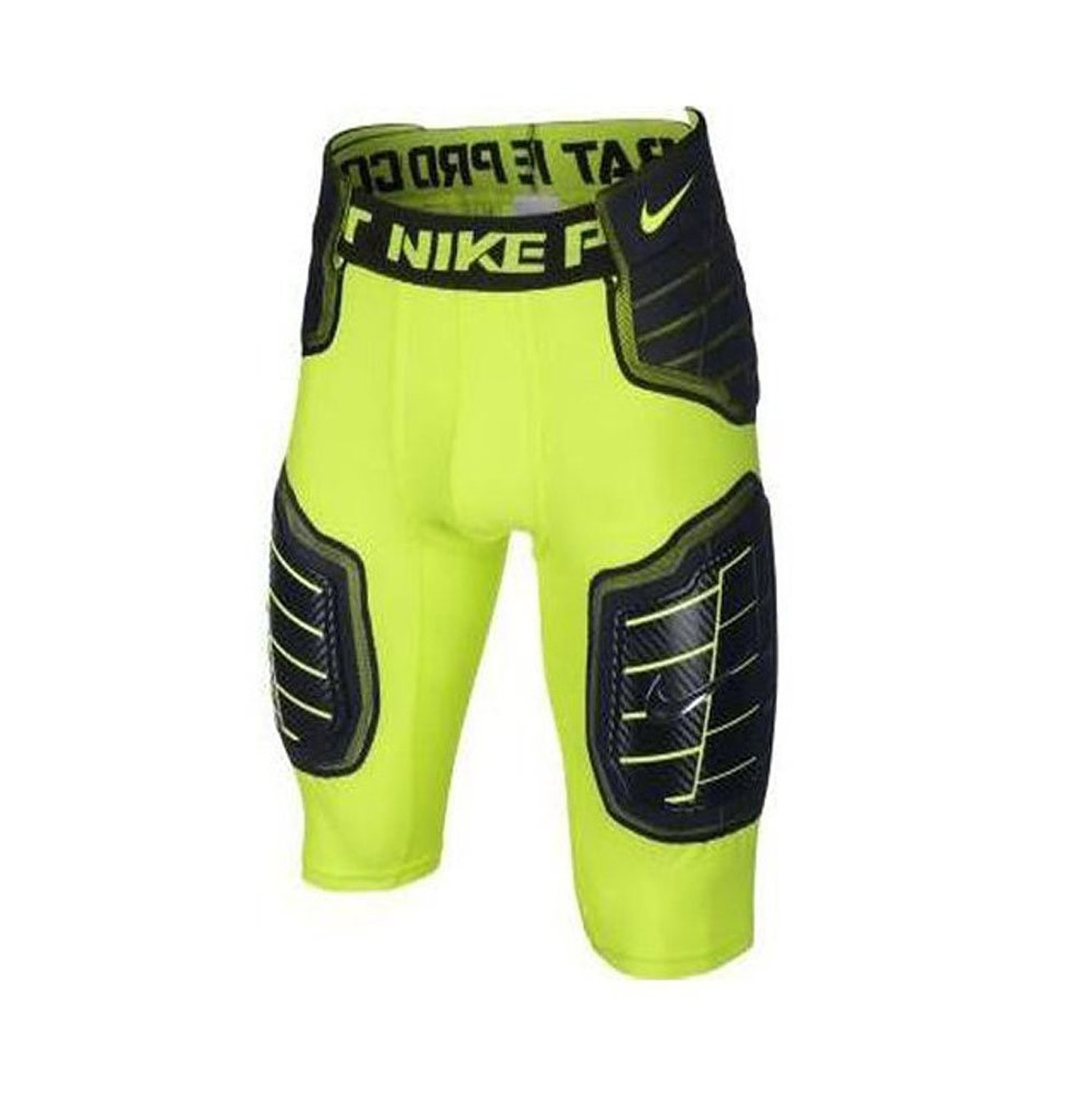 Nike Men's Pro Combat Hyperstrong 3.0 Compression Hard-plate Shorts