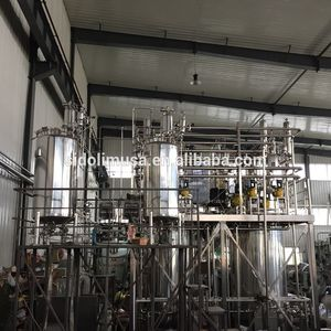 304 stainless steel wine fermentation tank, special wine equipment wine making line, wine plant