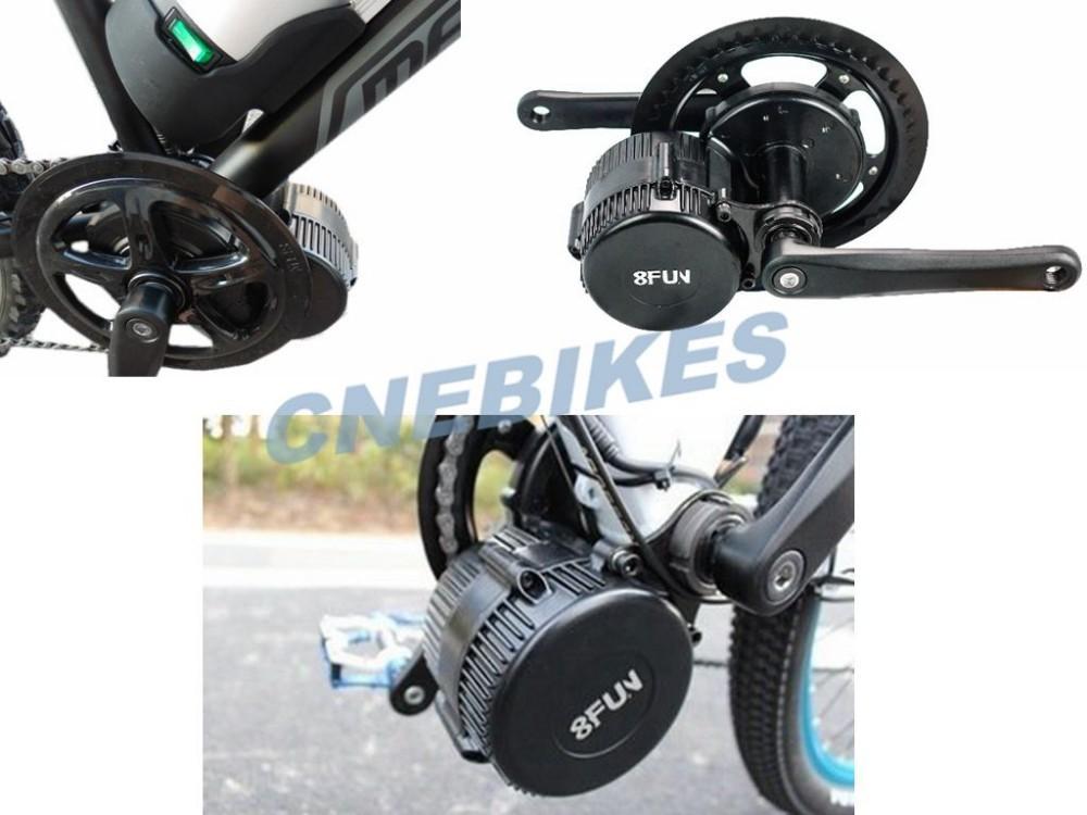1000w Electric Bike Conversion Kit Bafang Central Motor