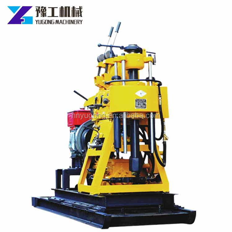 Top Mini Rotary Drilling Rig YG-130 Super Soil Boring Machine
