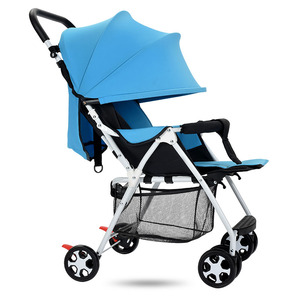 High Quality Stainless Steel Frame Yoya Baby Stroller China Baby Stroller Factory