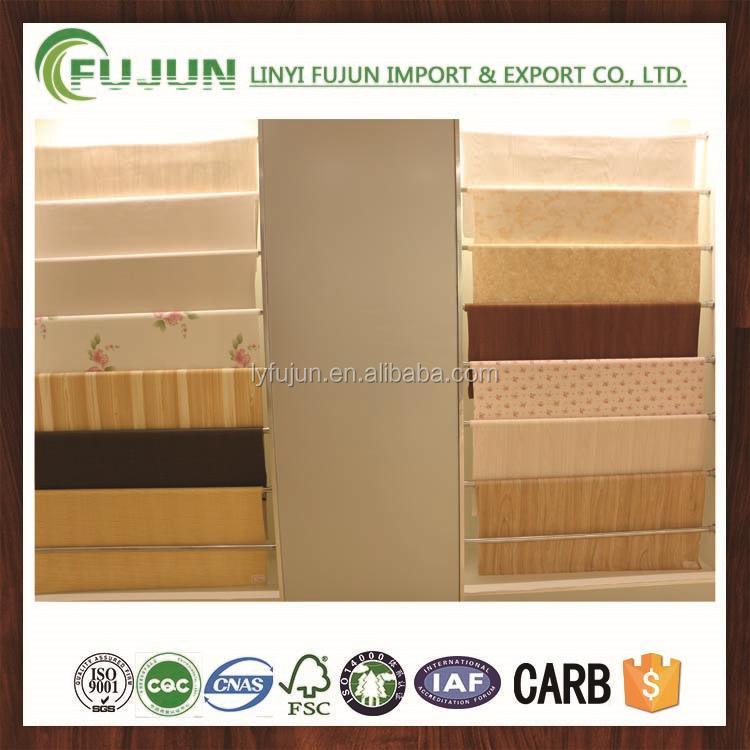 rollos de papel decorativo de melamina para muebles
