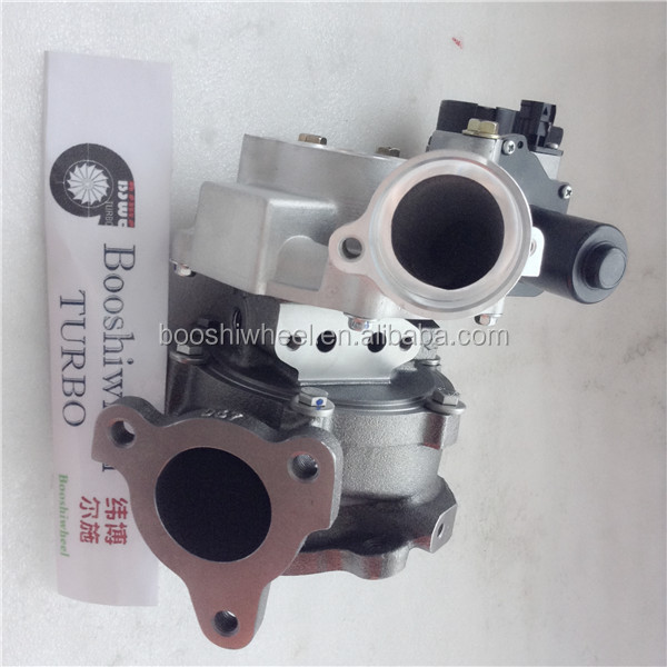 Diesel bộ phận VB36 turbocharger 17201-51021 17201-51020 17201-51010 turbo charger cho Land Cruiser 200