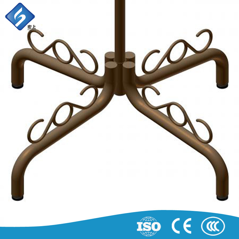 Creaative Design Metal Tie and Belt Rack for Brand Store
