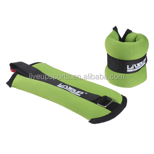 Adjustable Ankle /Wrist Weight,adjustable ankle strap,neoprene wrist and ankle weights