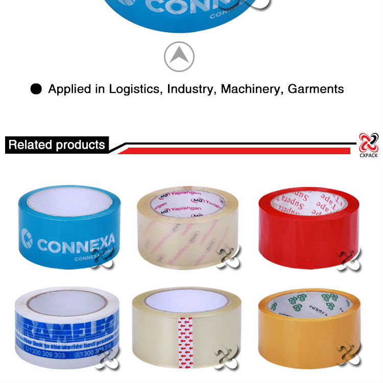 shenzhen Carton Sealing Use BOPP packing tape
