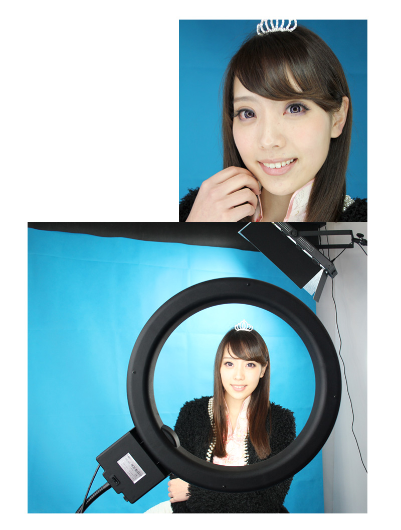 NanGuang NG-65C Ring fluorescent light ring video light ring digital photographic studio light