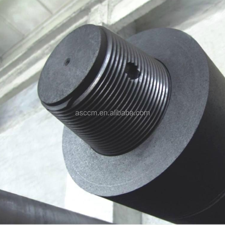 High power HP graphite electrode for EAF