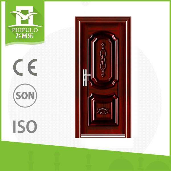 lujo barato puertas de entrada puerta de hierro forjado
