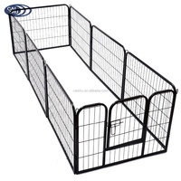 High Quality Pet Playpen Dog Rabbit Puppy Play Pen Cage Folding Run Fence Wire crate Guinea