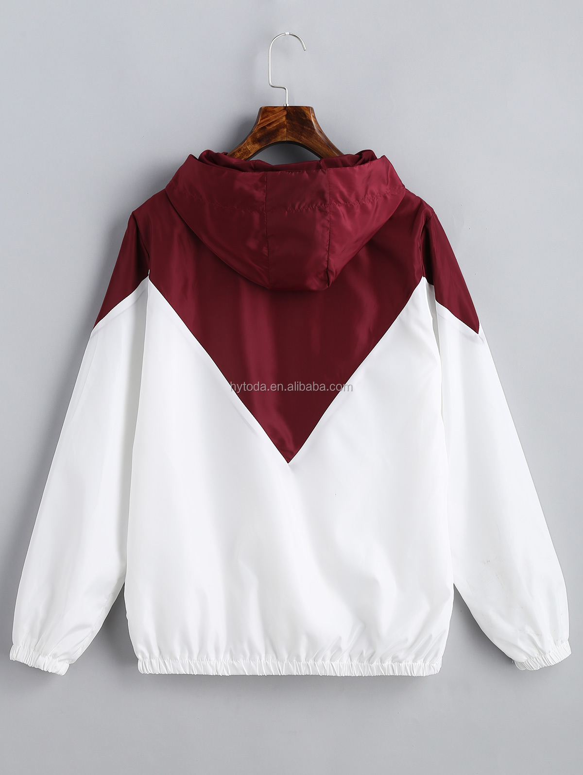 Girl fall jacket for windbreaker