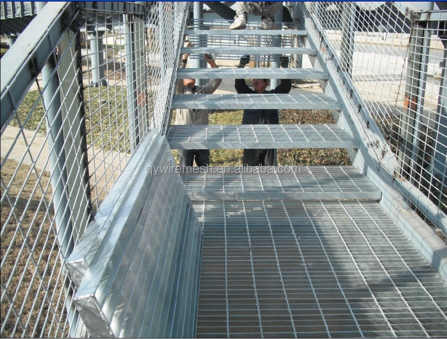 China Factory Supply High Quality Stair Treads Steel Grating ...