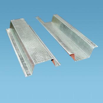 Galvanised Steel Sheet Metal U Channel Trim Metal Furring