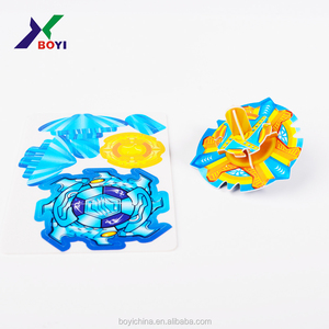 2018 New Coloring spinning Puzzle Kid Toy Set pp jigsaw puzzle promotional Gift for Children