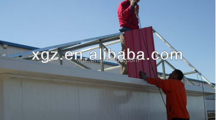 export angola temporary mobile prefabricated house