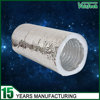 HVAC insulated aluminum and polyester fireproof flexible air duct