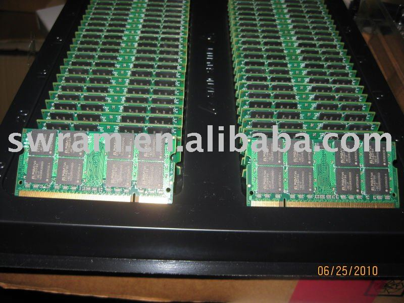 original notebook ram ddr ram 333 mhz pc2700 1gb memory