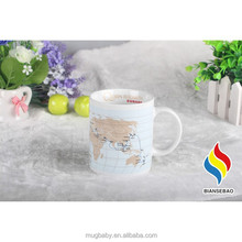 World Map Mug Wholesale Hold the world In your Hand