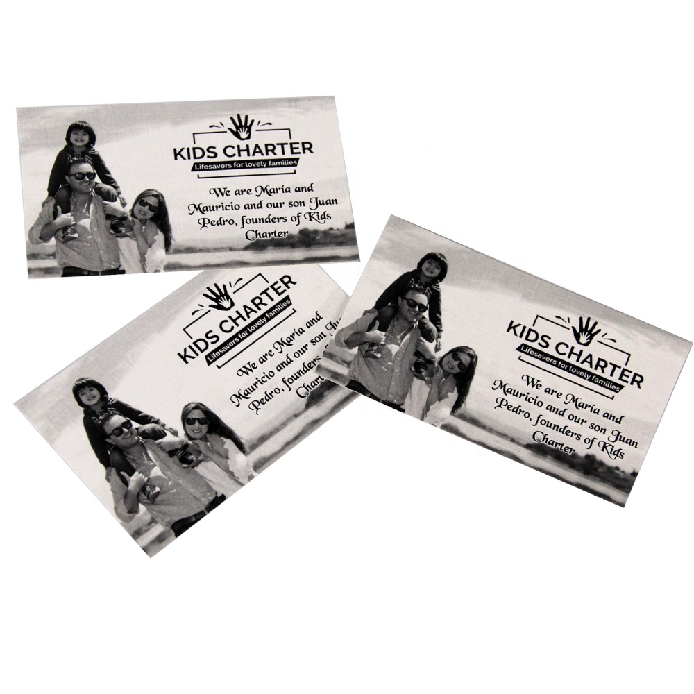 Customized Paper Business Card Printing