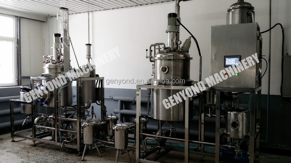 Herb Ultrasonic Extraction machine
